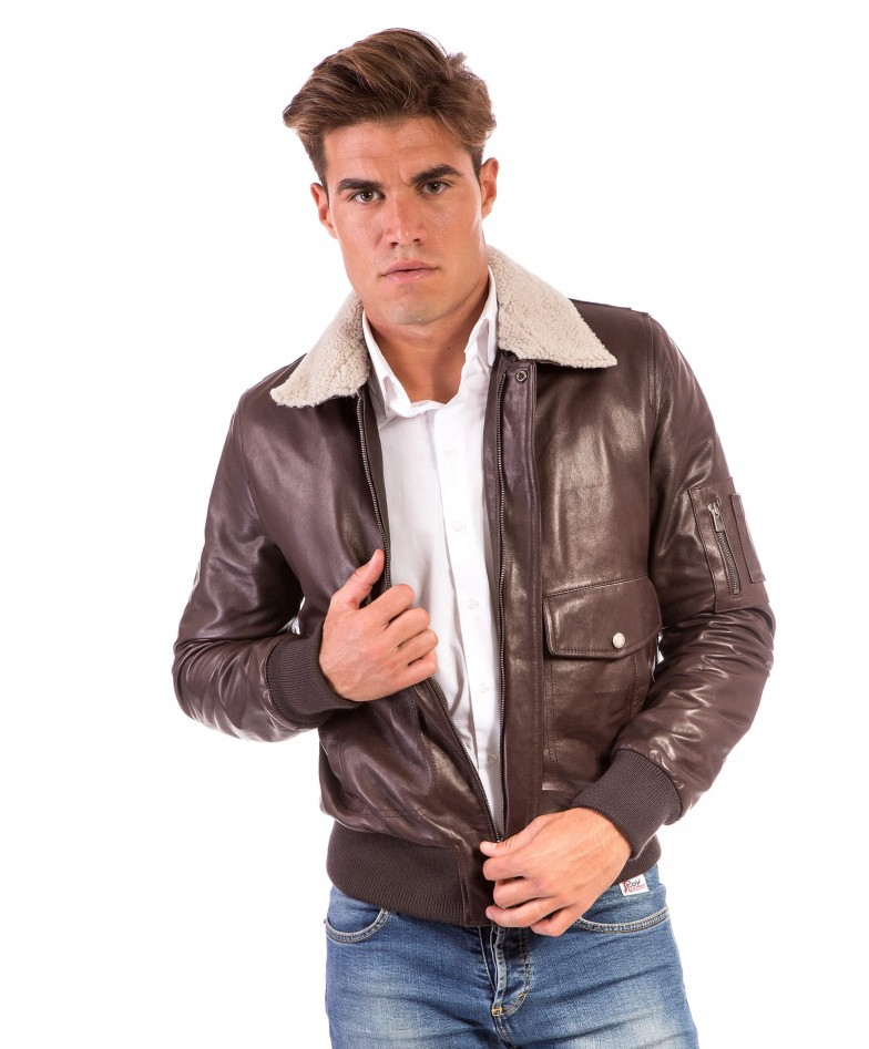 aviator-dark-brown-colour-lamb-leather-bomber-jacket-shearling-collar (1)
