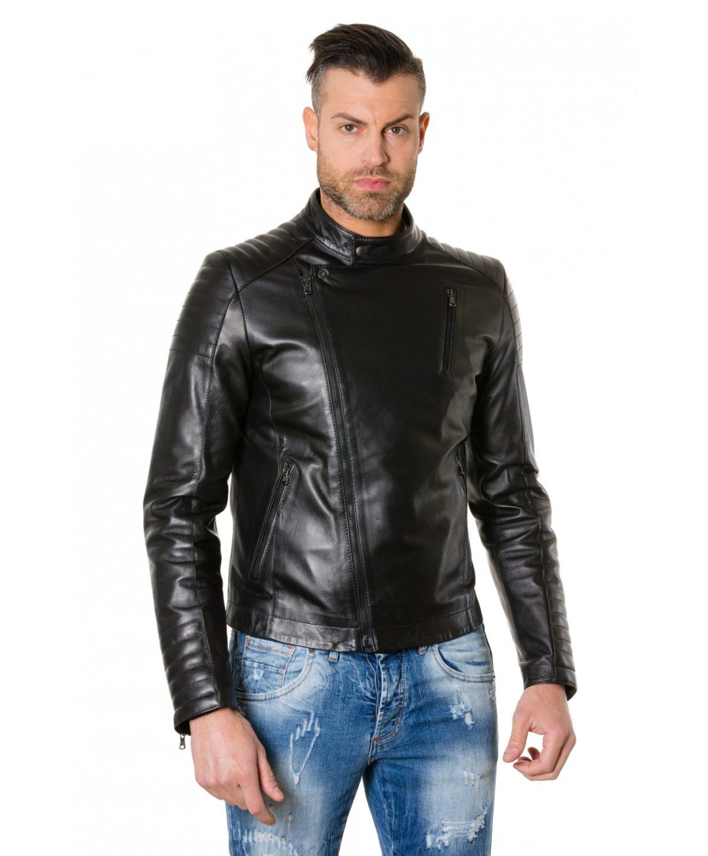 giacca-in-pelle-chiodo-trapuntata-da-uomo-vera-pelle-effetto-liscio-modello-biker-colore-nero-raniero (5)