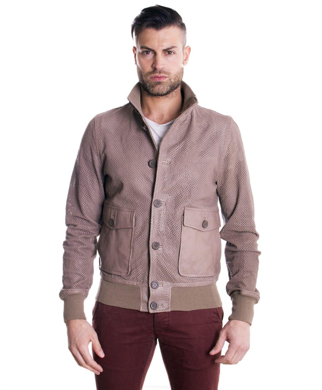 giacca-in-pelle-da-uomo-in-nappa-traforata-chiusura-a-bottoni-grigio-alex