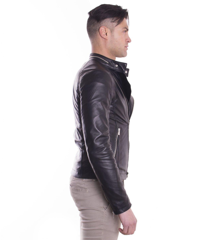 giacca-in-pelle-da-uomo-modello-chiodo-con-zip-trasversale-e-nappa-traforata-colore-nero-sorby (4)