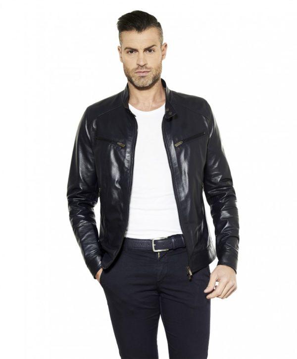 giacca-in-pelle-da-uomo-vera-pelle-di-agnello-nappa-modello-biker-collo-mao-colore-blu-hamilton (3)