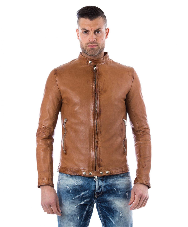 giacca-in-pelle-da-uomocon-impunture-sulle-spalle-senza-tasche-nero-emy-