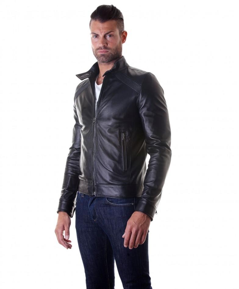 giacca-in-pelle-da-uomocon-impunture-sulle-spalle-senza-tasche-nero-emy- (4)
