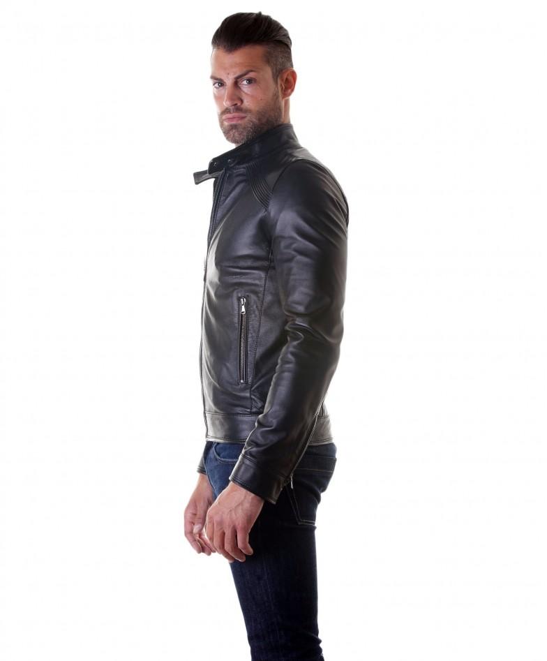 giacca-in-pelle-da-uomocon-impunture-sulle-spalle-senza-tasche-nero-emy- (5)