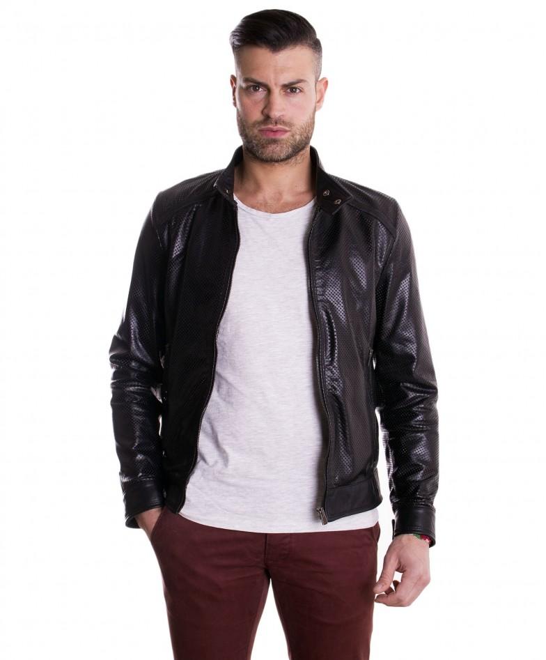 giacca-in-pelle-traforata-da-uomo-modello-biker-collo-mao-colore-nero-emiliany (4)