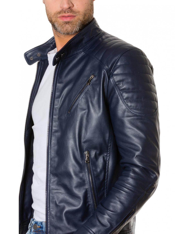 giacca-in-pelle-uomo-trapuntata-vera-pelle-di-agnello-biker-colore-nero-u411 (1)