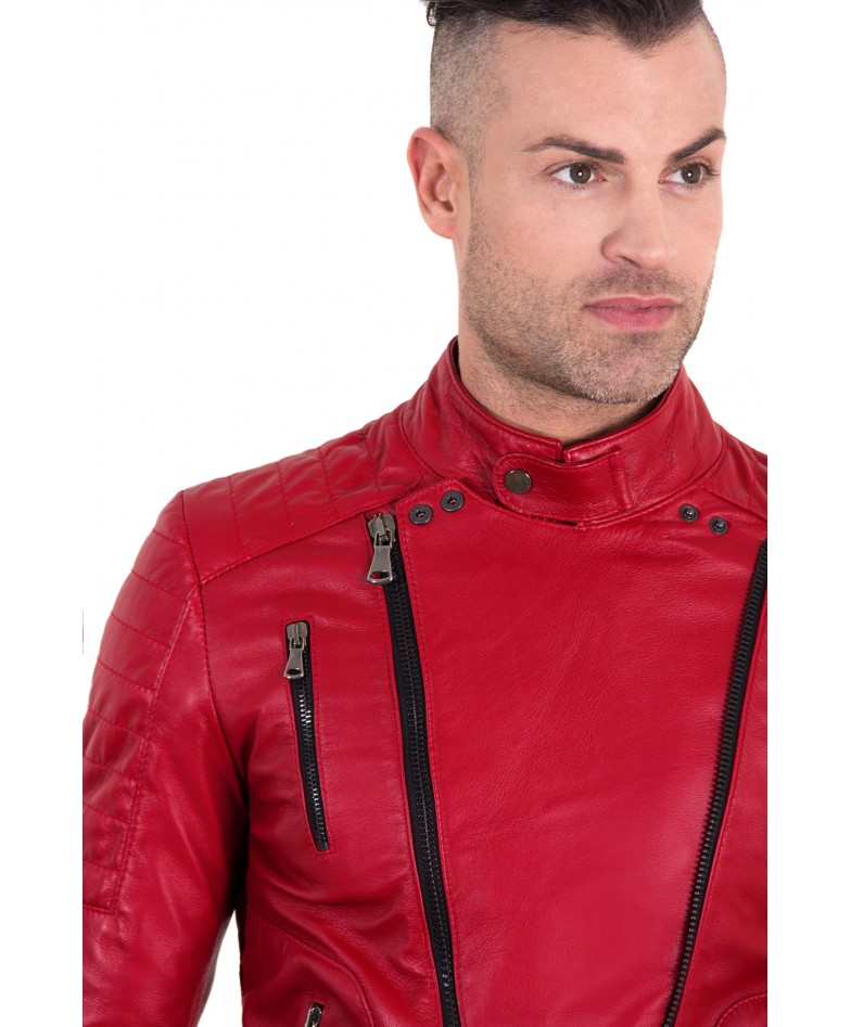 kevin-red-color-nappa-lamb-leather-biker-perfecto-jacket-smooth-effect (1)