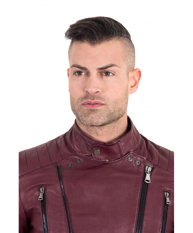 kevin-red-purple-color-nappa-lamb-leather-biker-perfecto-jacket-smooth-effect (1)