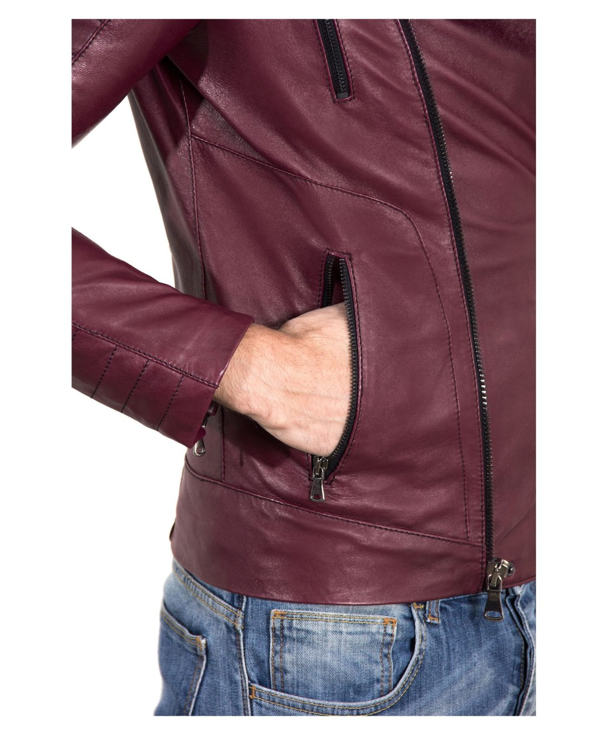 kevin-red-purple-color-nappa-lamb-leather-biker-perfecto-jacket-smooth-effect (2)