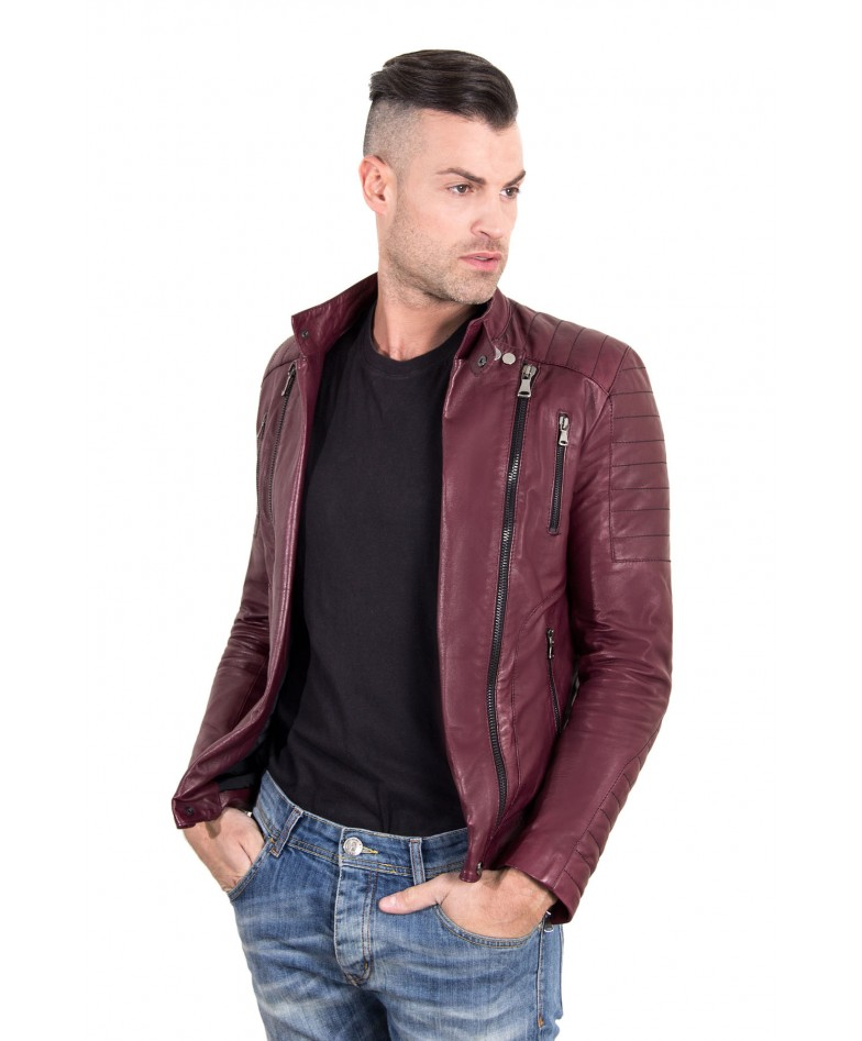 kevin-red-purple-color-nappa-lamb-leather-biker-perfecto-jacket-smooth-effect (4)