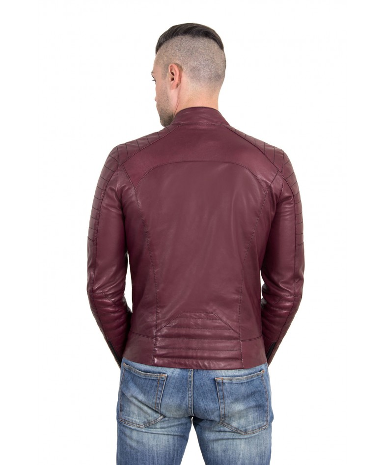 kevin-red-purple-color-nappa-lamb-leather-biker-perfecto-jacket-smooth-effect (5)