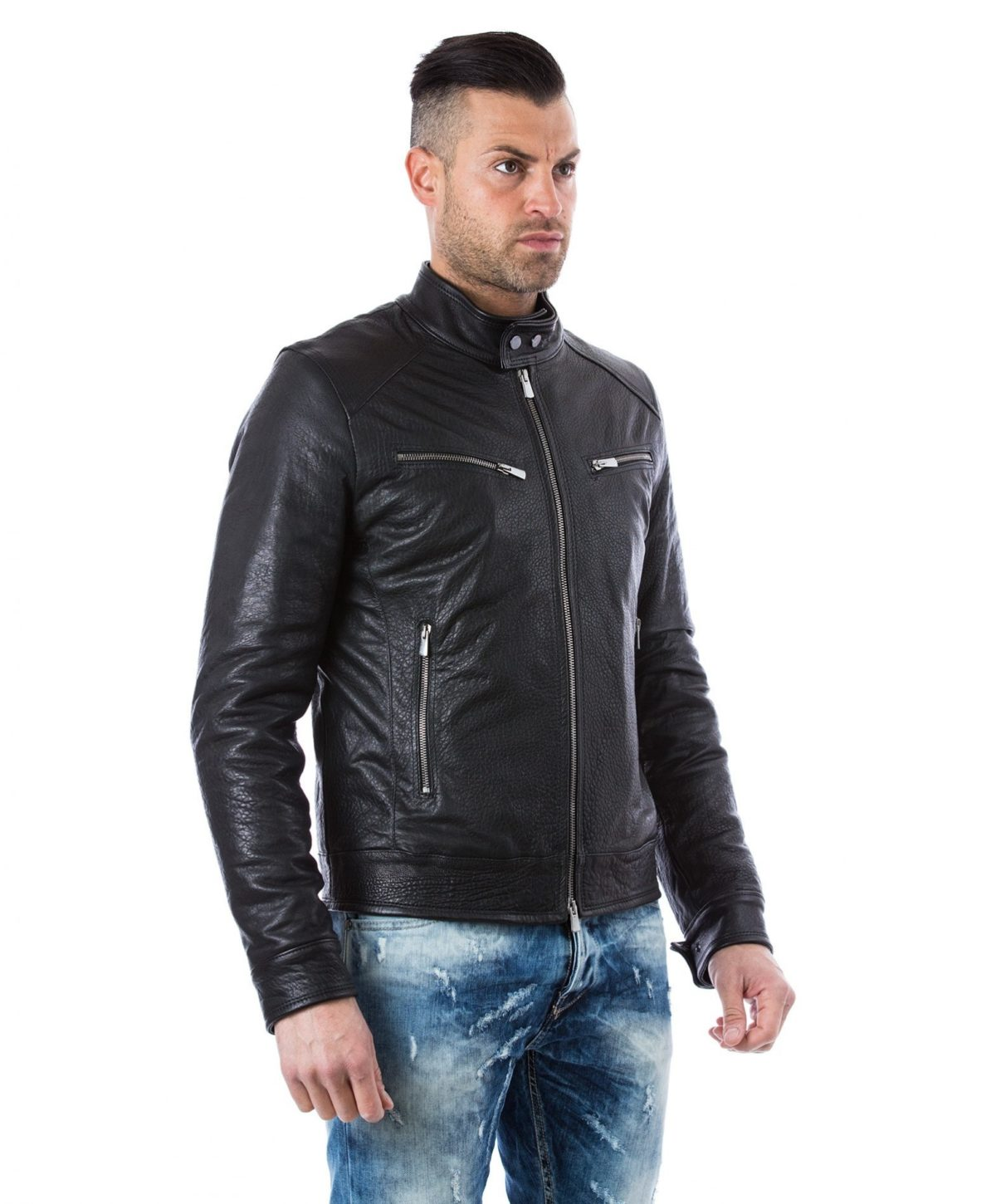 leather-jacket-genuine-calf-leather-biker-black-color-emiliany (1)