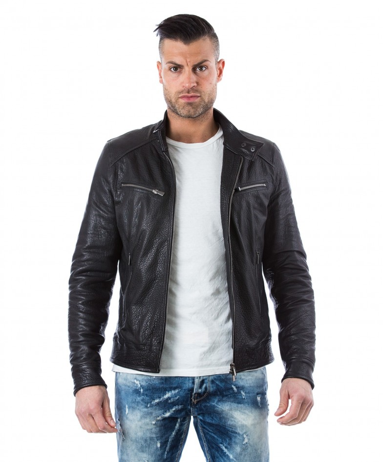 leather-jacket-genuine-calf-leather-biker-black-color-emiliany (2)