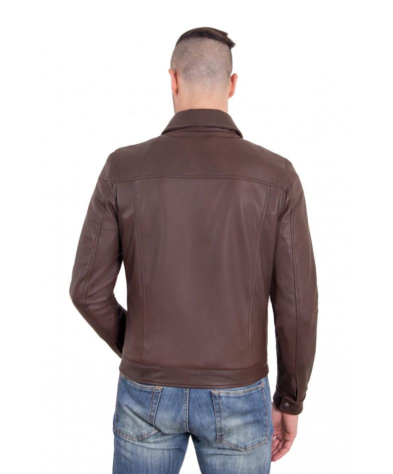 leo-dark-brown-color-nappa-lamb-leather-jacket-shirt-collar (5)