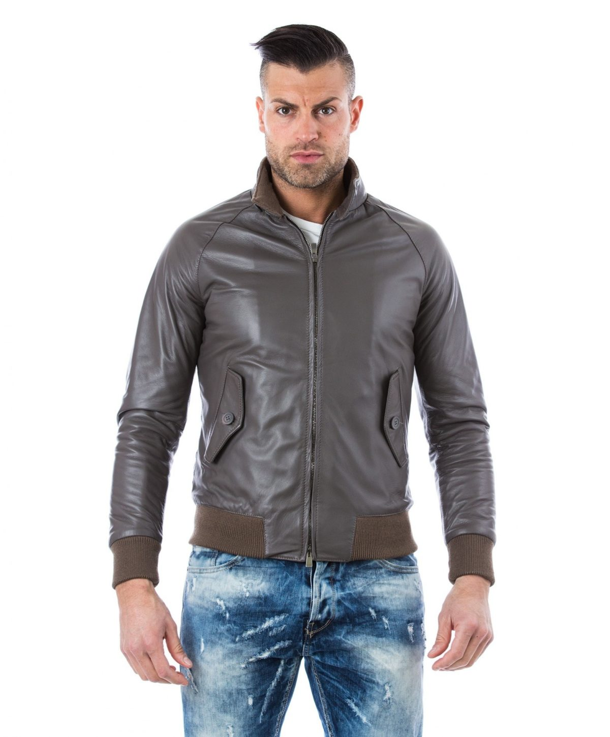 man-leather-jacket-lamb-leather-style-bomber-central-zip-black-color-br