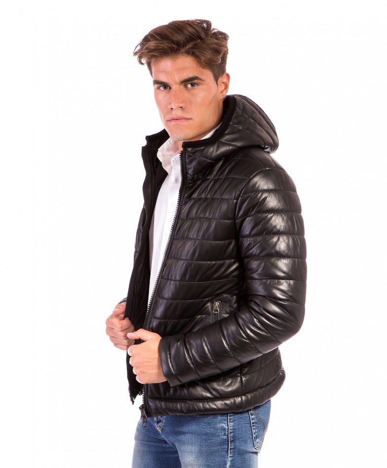 men-s-leather-down-jacket-genuine-soft-leather-central-zip-black-color-mod-teo (2)