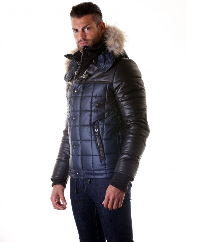 men-s-leather-down-jacket-genuine-soft-leather-central-zip-blue-color-mod-sky (2)