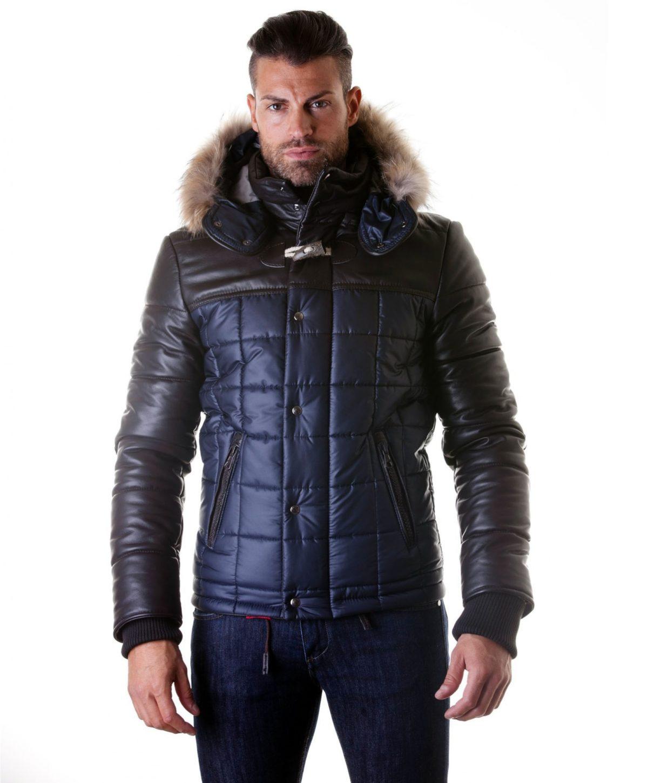 men-s-leather-down-jacket-genuine-soft-leather-central-zip-blue-color-mod-sky