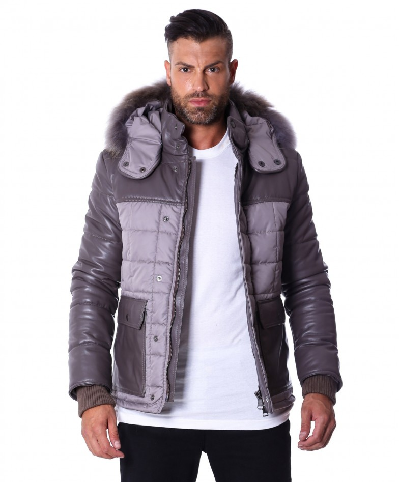 men-s-leather-down-jacket-with-hood-leather-and-fabric-grey-color-mod-u500 (3)