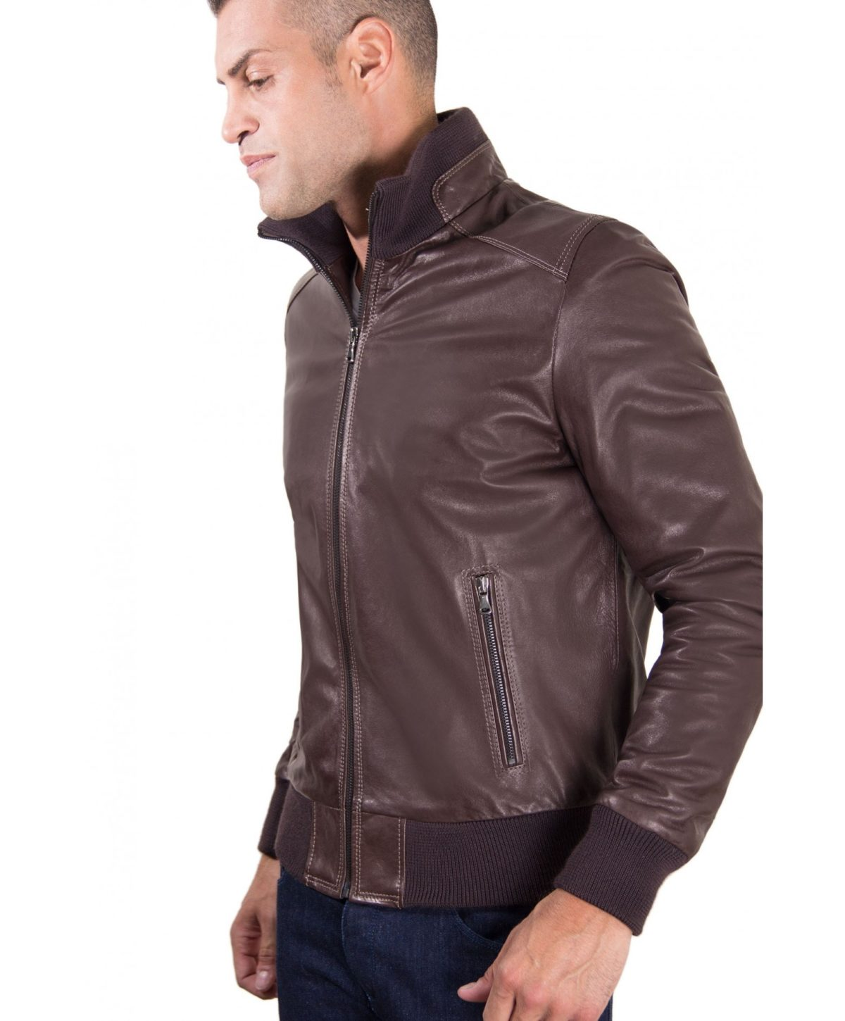 men-s-leather-jacket-contrasting-stitching-style-bomber-dark-brown-color-bomber (1)