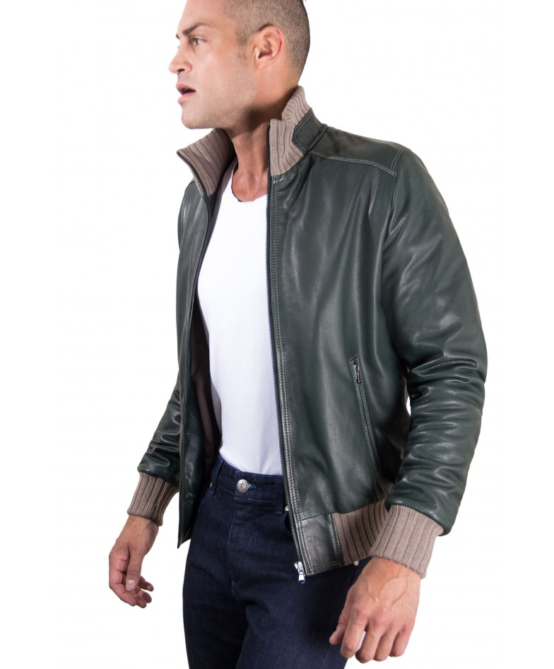 men-s-leather-jacket-contrasting-wool-style-bomber-green-color-bomber (4)