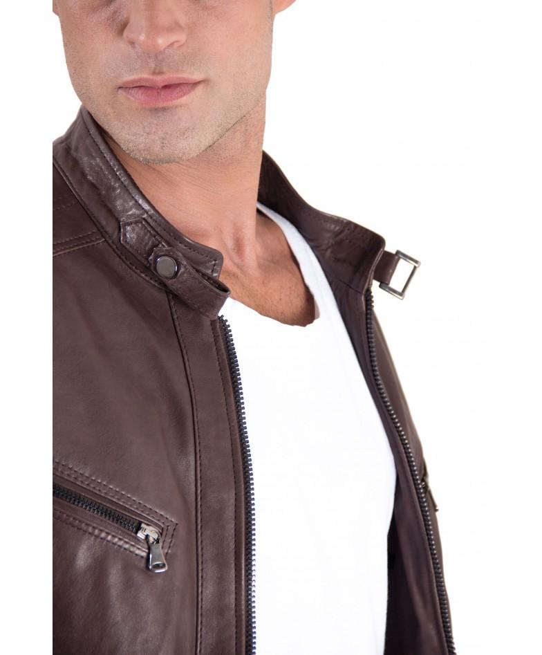 men-s-leather-jacket-genuine-soft-lamb-leather-quilted-yoke-on-shoulder-brown-color-daniel (2)
