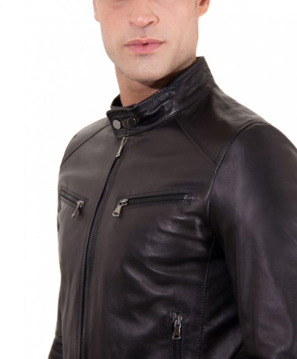men-s-leather-jacket-genuine-soft-leather-biker-mao-collar-mao-black-color-hamilton2