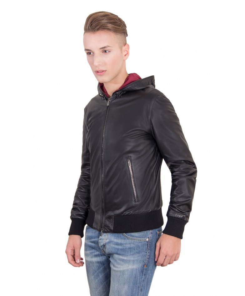 men-s-leather-jacket-genuine-soft-leather-hood-bomber-central-zip-black-color-mod-biancolino (1)