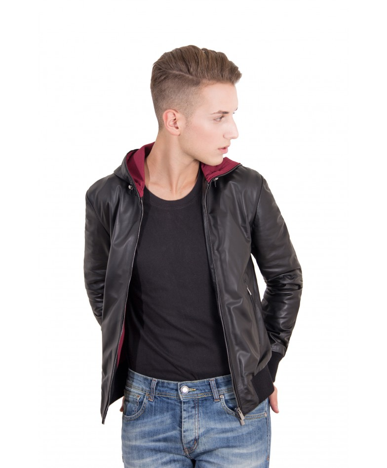 men-s-leather-jacket-genuine-soft-leather-hood-bomber-central-zip-black-color-mod-biancolino (2)
