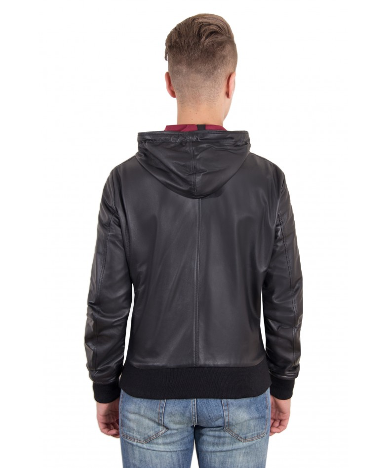 men-s-leather-jacket-genuine-soft-leather-hood-bomber-central-zip-black-color-mod-biancolino (3)