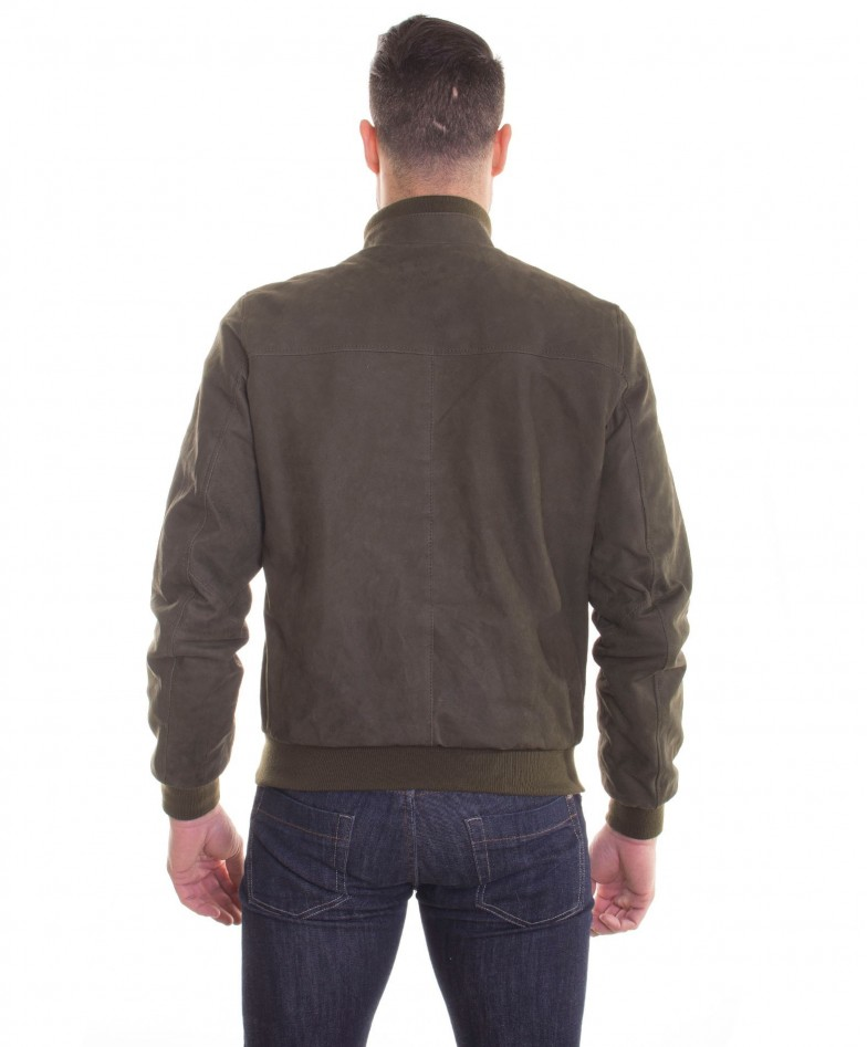 men-s-leather-jacket-genuine-soft-leather-nabuk-style-bomber-wool-cuffs-and-bottom-central-zip-green-color-mod-alex (3)
