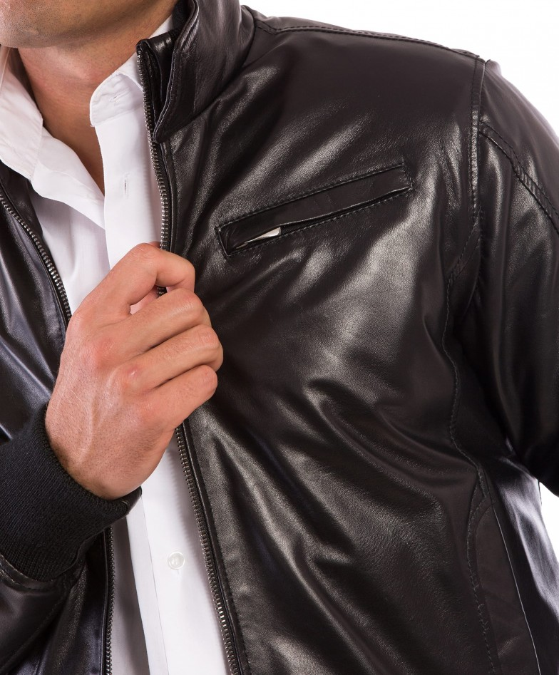 men-s-leather-jacket-genuine-soft-leather-style-bomber-bicolor-wool-cuffs-and-bottom-one-zip-pocket-black-color-thil (1)