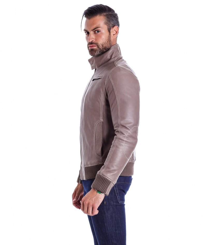 men-s-leather-jacket-genuine-soft-leather-style-bomber-bicolor-wool-cuffs-and-bottom-one-zip-pocket-light-grey-color-thil (1)