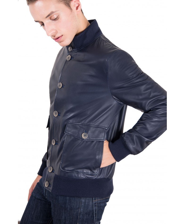 men-s-leather-jacket-genuine-soft-leather-style-bomber-wool-cuffs-and-bottom-buttons-closing-blue-color-alex-bottoni (2)