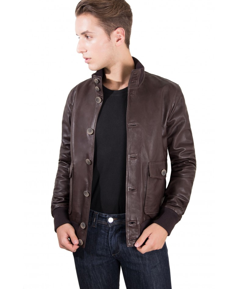 men-s-leather-jacket-genuine-soft-leather-style-bomber-wool-cuffs-and-bottom-buttons-closing-dark-brown-color-alex-bottoni (2)