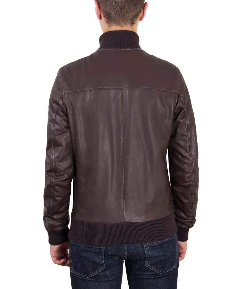 men-s-leather-jacket-genuine-soft-leather-style-bomber-wool-cuffs-and-bottom-buttons-closing-dark-brown-color-alex-bottoni (3)