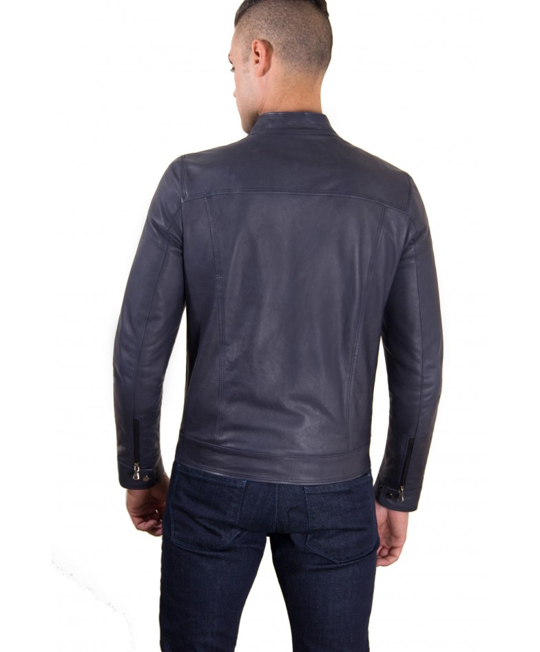 men-s-leather-jacket-korean-collar-four-pockets-blue-color-hamilton (2)