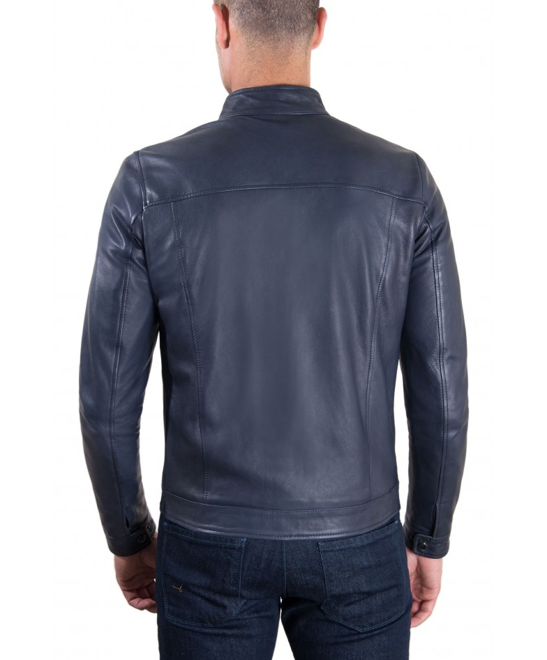 men-s-leather-jacket-korean-collar-two-pockets-blue-color-hamilton (2)