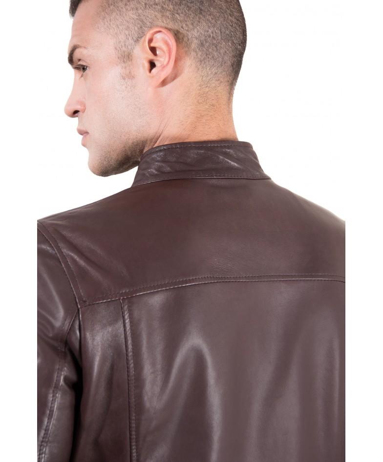 men-s-leather-jacket-korean-collar-two-pockets-dark-brown-color-hamilton (4)