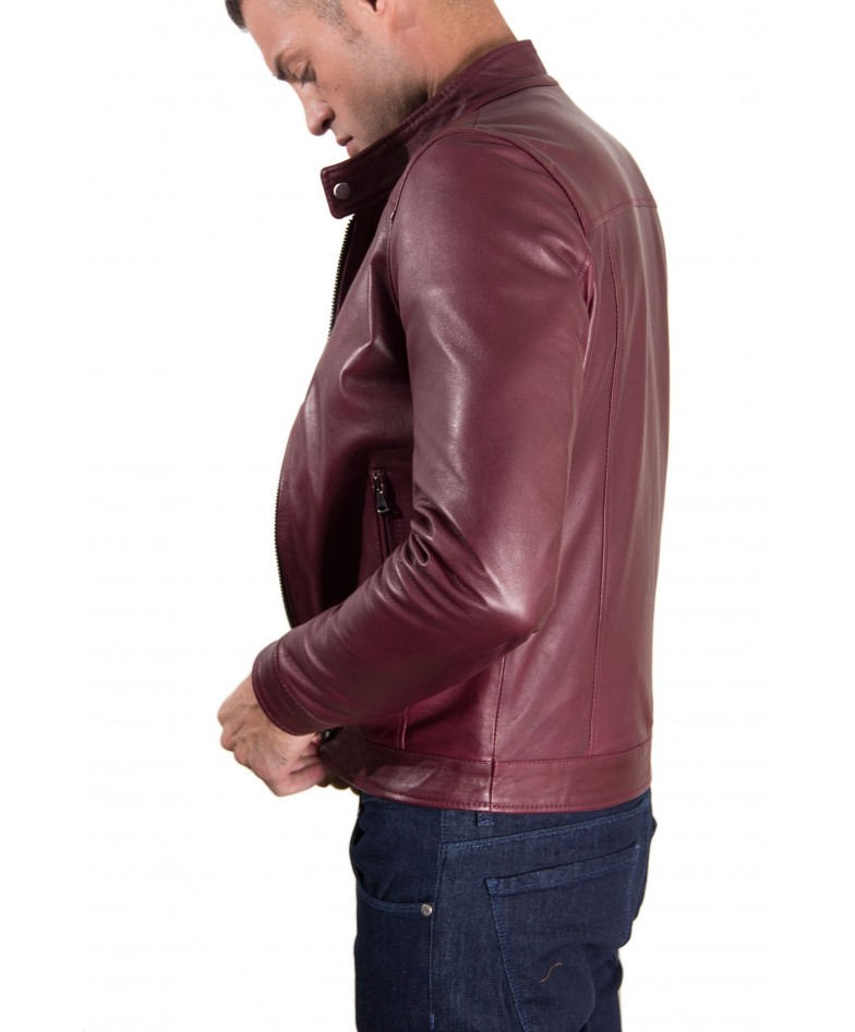 men-s-leather-jacket-korean-collar-two-pockets-red-purple-color-hamilton (3)