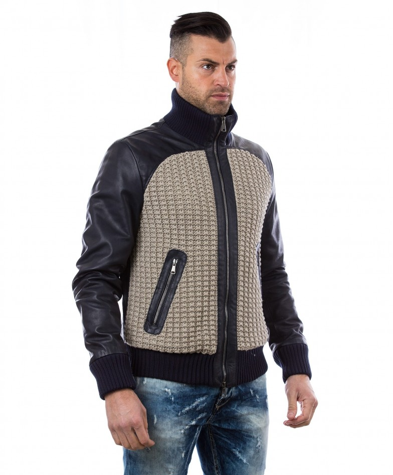 men-s-leather-jacket-style-bomber-wool-parts-and-zip-pockets-color-blue (2)