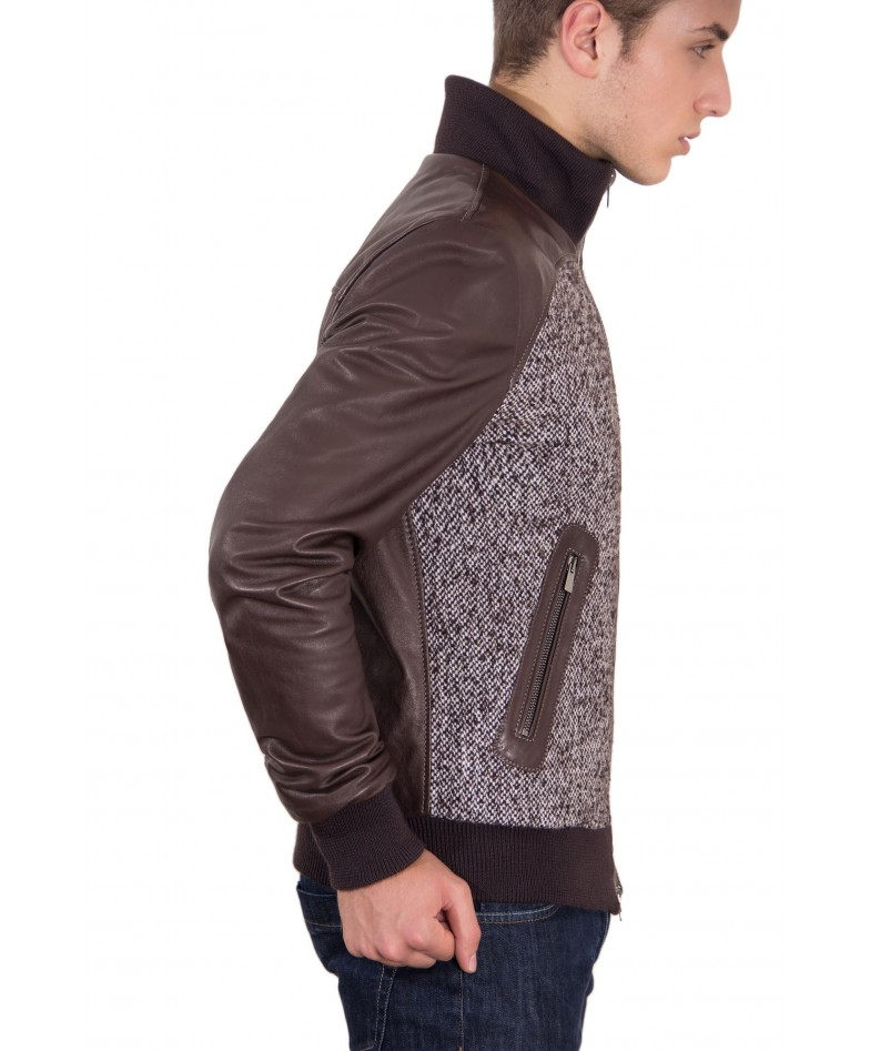 men-s-leather-jacket-style-bomber-wool-parts-and-zip-pockets-color-dark-brown-u402 (1)