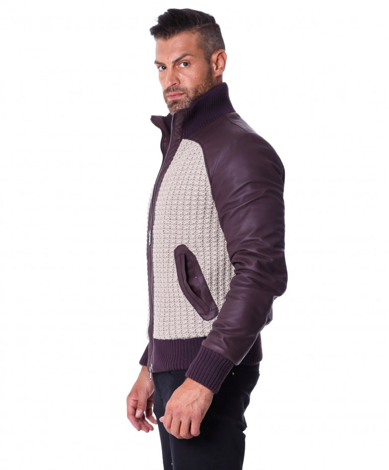men-s-leather-jacket-style-bomber-wool-parts-and-zip-pockets-color-plum-u404 (1)
