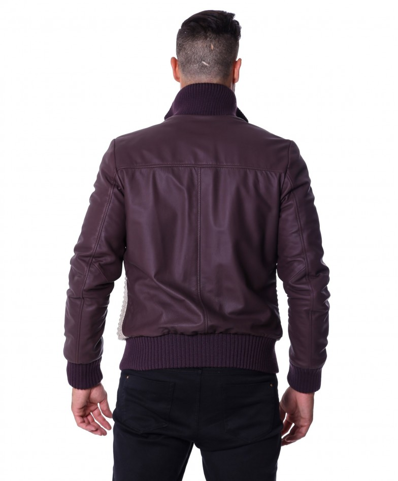 men-s-leather-jacket-style-bomber-wool-parts-and-zip-pockets-color-plum-u404 (2)