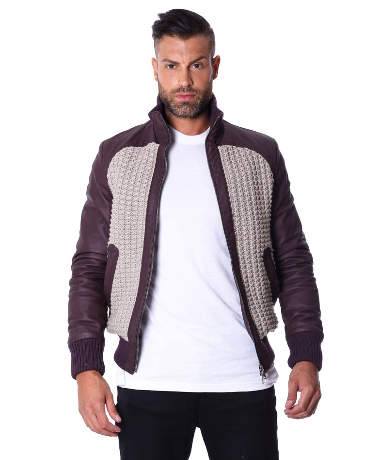men-s-leather-jacket-style-bomber-wool-parts-and-zip-pockets-color-plum-u404 (3)