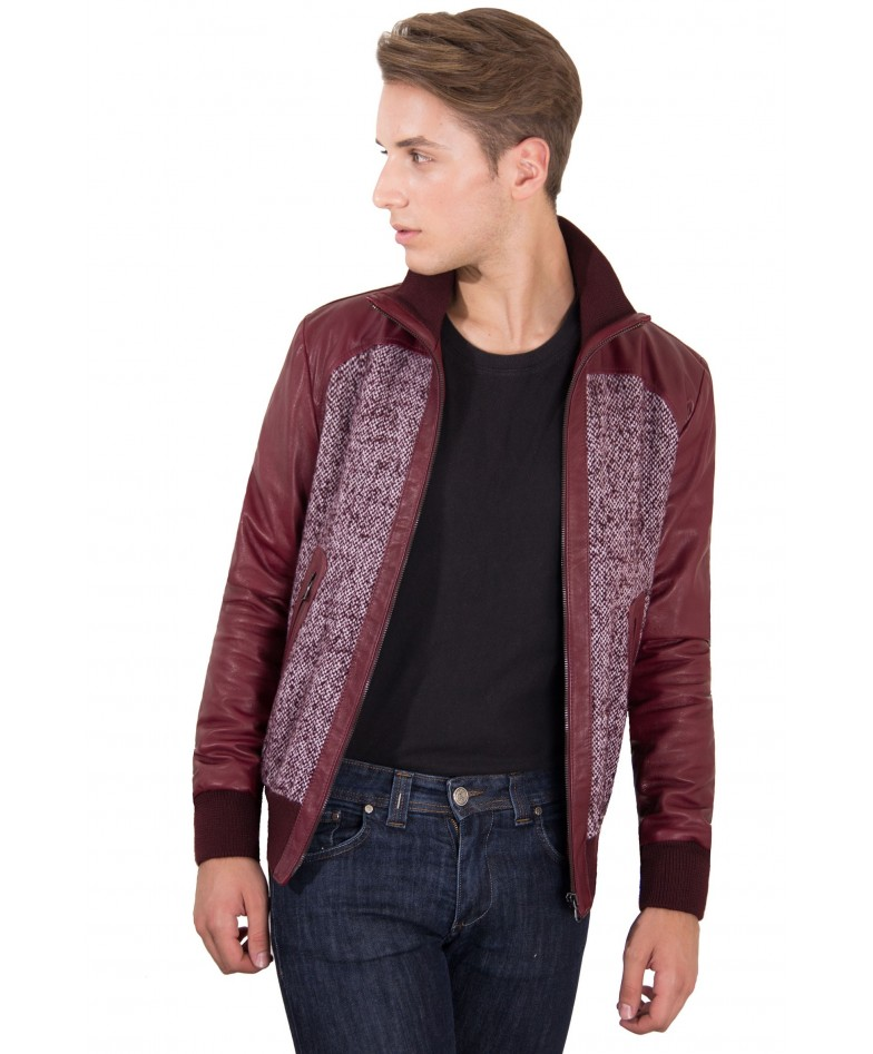 men-s-leather-jacket-style-bomber-wool-parts-and-zip-pockets-color-red-purple-u402 (2)
