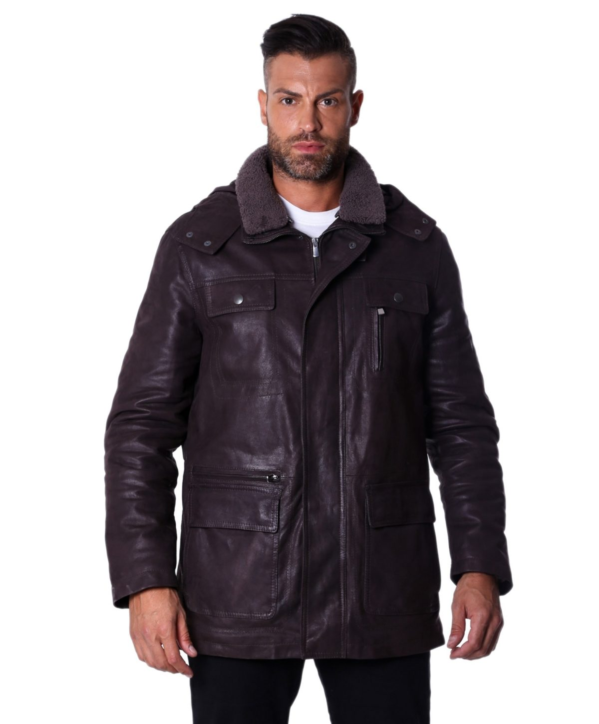 men-s-long-leather-coat-genuine-soft-leather-five-pockets-detachable-hood-dark-brown-color-vittorio (4)