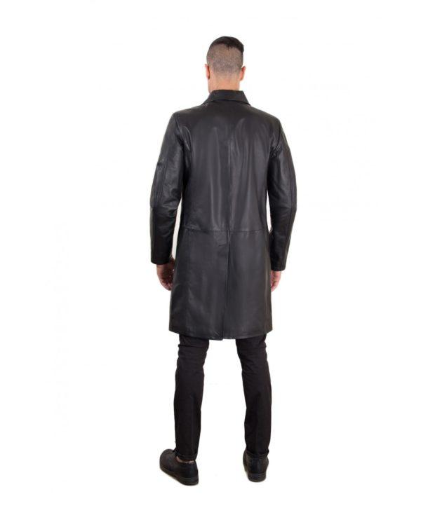 men-s-long-leather-jacket-genuine-soft-leather-2-pockets-buttons-closing-black-color-mod-032-matrix (1)