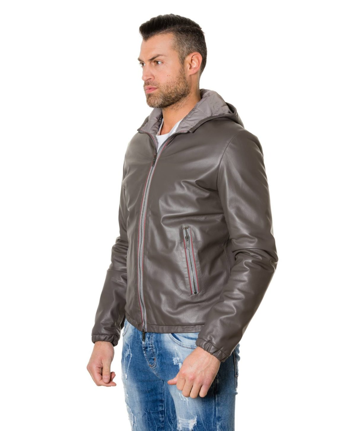 street-27c-grey-colour-lamb-leather-hooded-bomber (2)