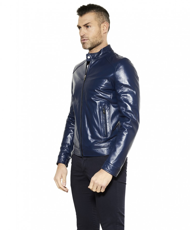 ted-bluette-colour-lamb-leather-biker-jacket-smooth-aspect (1)